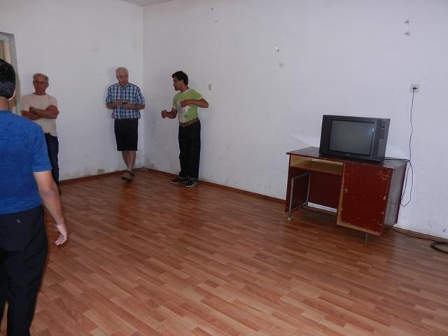 3 - Wohnzimmer vorher